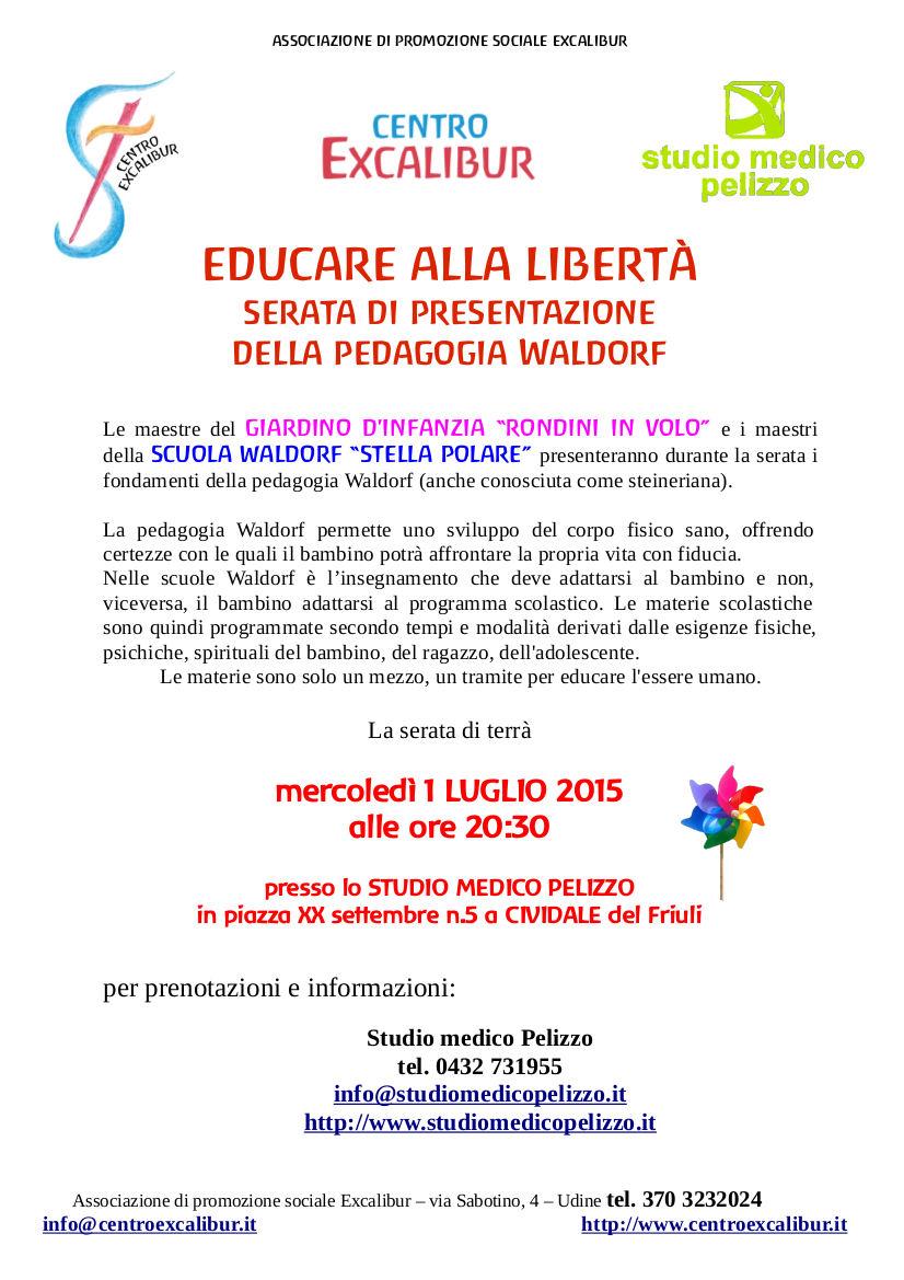 presentazione pedagogia waldorf cividale