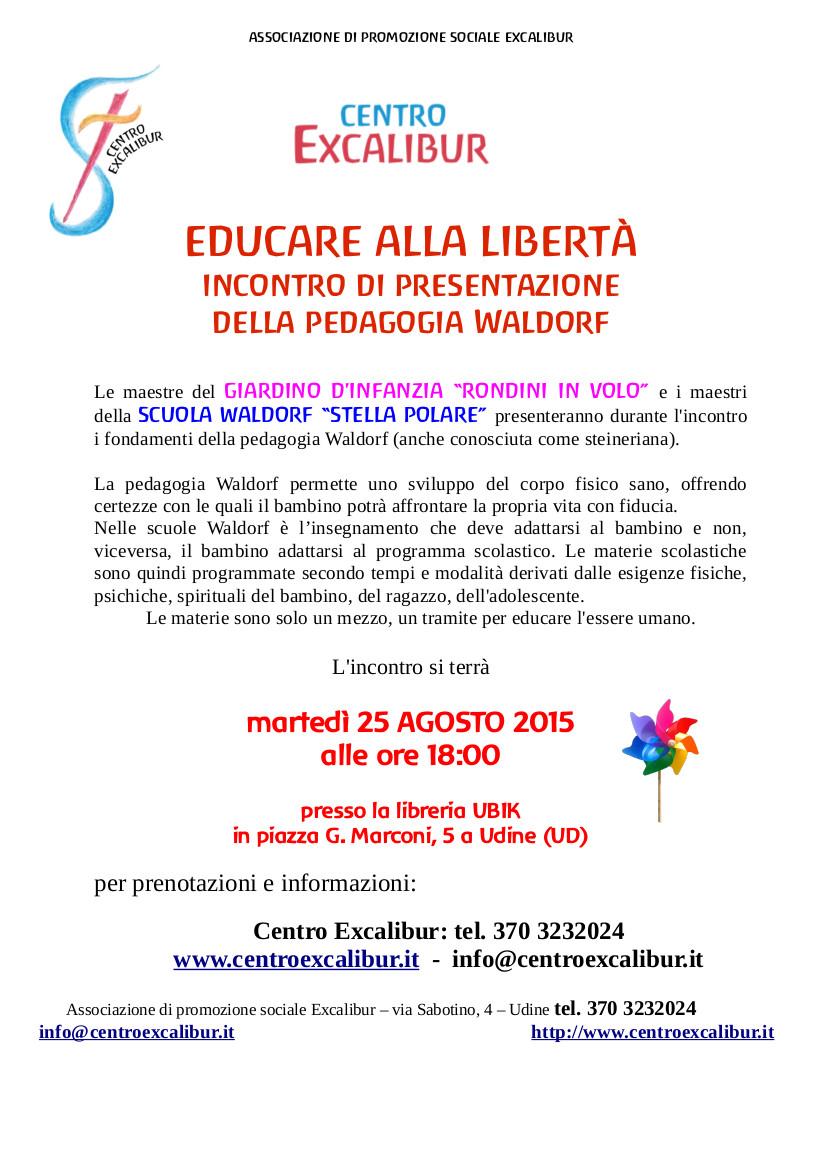 incontro libreria Ubik Udine
