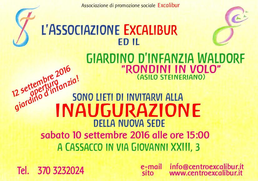 Inaugurazione nuova sede a Cassacco!